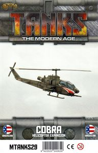 TANKS: The Modern Age – American Cobra Helicopter Expansion