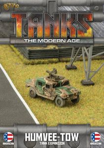 TANKS: The Modern Age – American Humvee-TOW Tank Expansion