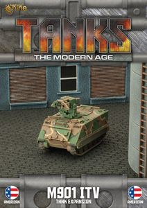 TANKS: The Modern Age – American M901 ITV Tank Expansion