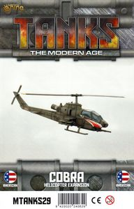 TANKS: The Modern Age – Cobra Helicopter Expansion
