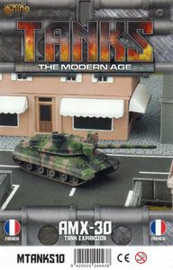 TANKS: The Modern Age – French AMX-30 Tank Expansion