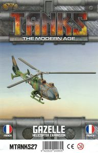 TANKS: The Modern Age – French Gazelle Helicopter Expansion