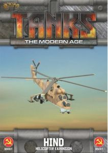 TANKS: The Modern Age – Hind Helicopter Expansion
