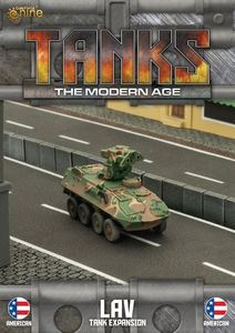 TANKS: The Modern Age – LAV Tank Expansion