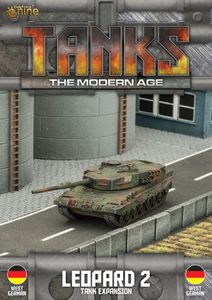 TANKS: The Modern Age – Leopard 2 Tank Expansion