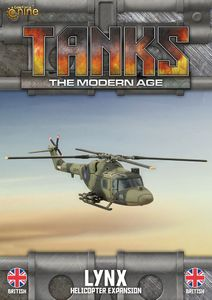 TANKS: The Modern Age – Lynx Helicopter Expansion