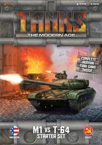 TANKS: The Modern Age – M1 vs T-64 Starter Set