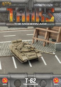 TANKS: The Modern Age – Soviet T-62 Tank Expansion