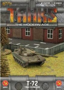 TANKS: The Modern Age – Soviet T-72 Tank Expansion