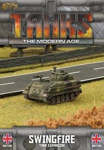 TANKS: The Modern Age – Swingfire Tank Expansion