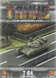 TANKS: The Modern Age – T-64 Tank Expansion