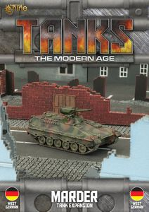 TANKS: The Modern Age – West German Marder Tank Expansion