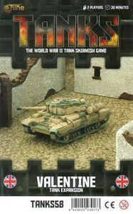 Tanks: Valentine Tank Expansion