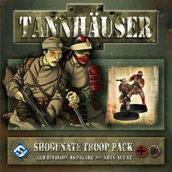 Tannhäuser: Shogunate Troop Pack