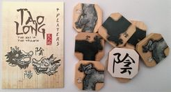 Tao Long: The Way of the Dragon – 4 Players Expansion