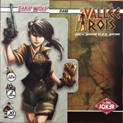 Tara Wolf in Valley of the Kings