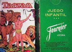 Tarzan Card Game