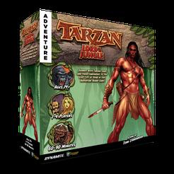 Tarzan Lord of the Jungle