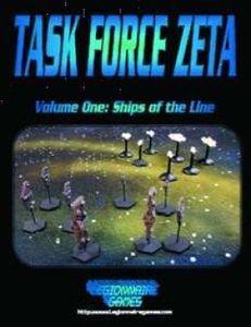 Task Force Zeta: Volume One – Ships of the Line