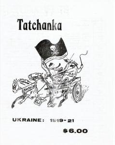 Tatchanka: Ukraine, 1919-21