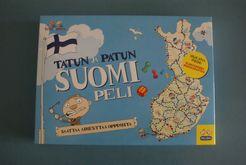 Tatun ja Patun Suomi-peli