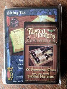 Tavern Masters: Over 21 Promo Pack