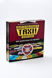 Taxi! Board Game: Hearts FC