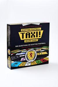 Taxi! Board Game: Scottish Football (SFA)