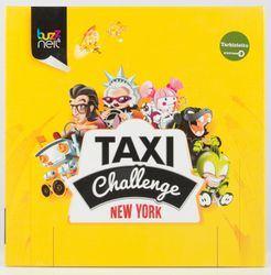 Taxi Challenge New York