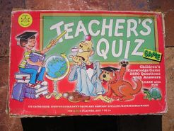 Teacher's Quiz