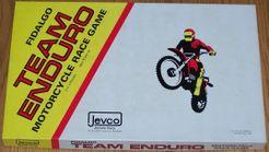 Team Enduro Motorcycle Race Game
