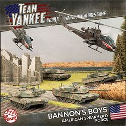 Team Yankee: Bannon's Boys – American Spearhead Force