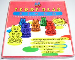 Teddy Bear Bingo