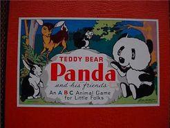 Teddy Bear Panda and His Friends