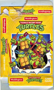 Teenage Mutant  Hero Turtles Card Game