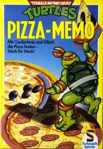 Teenage Mutant Hero Turtles: Pizza-Memo