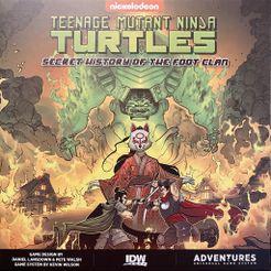 Teenage Mutant Ninja Turtles Adventures: Secret History of the Foot Clan