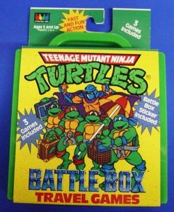 Teenage Mutant Ninja Turtles Battle Box