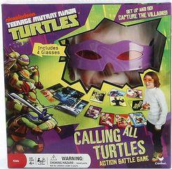 Teenage Mutant Ninja Turtles: Calling All Turtles Card Game