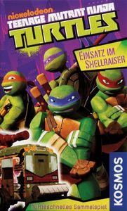 Teenage Mutant Ninja Turtles: Einsatz im Shellraiser