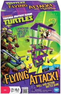 Teenage Mutant Ninja Turtles: Flying Attack!