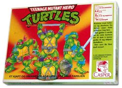 Teenage Mutant Ninja Turtles Heroes in a Halfshell Card Game