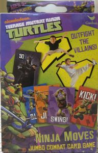 Teenage Mutant Ninja Turtles: Ninja Moves