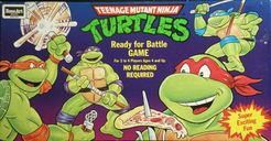 Teenage Mutant Ninja Turtles: Ready for Battle Game
