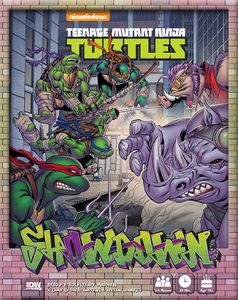 Teenage Mutant Ninja Turtles: Showdown – Bebop & Rocksteady Madness