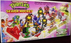 Teenage Mutant Ninja Turtles Subterranean Sewer Hockey