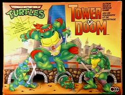 Teenage Mutant Ninja Turtles Tower of Doom