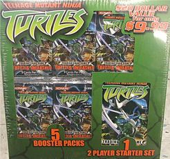 Teenage Mutant Ninja Turtles Trading Card Game