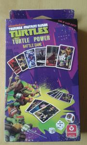 Teenage Mutant Ninja Turtles: Turtle Power Battle Game