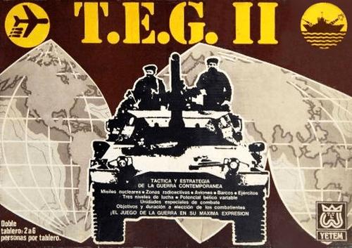 T.E.G. II